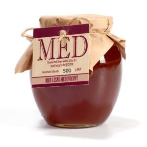 MED lesní medovicový_500g