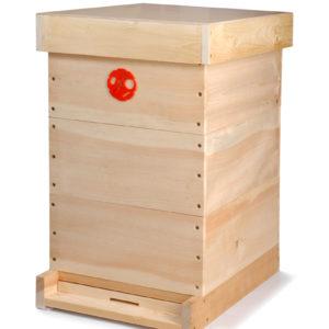 langstroth 3_4_3 nástavky_komplet včelí úl